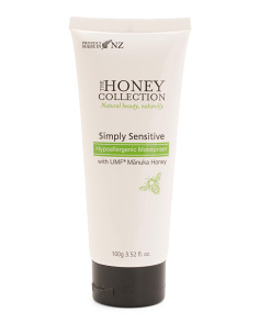 3.52oz Simply Sensitive Hypoallergenic Cream
