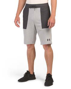 Pursuit Textured Shorts