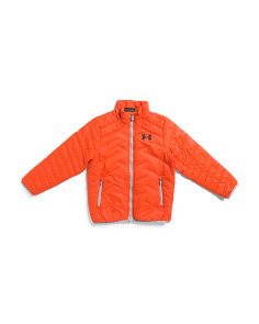 Boys Coldgear Infrared Jacket