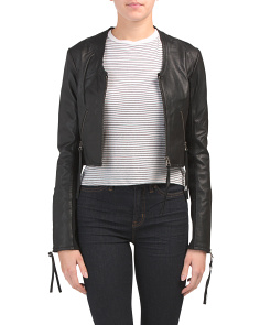 The Looker Leather Jacket