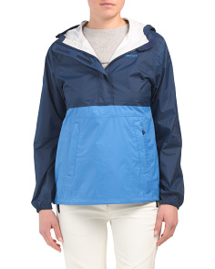 Waterproof Precip Anorak Jacket