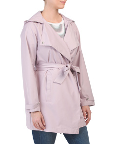 Micro Breathable Trench Coat