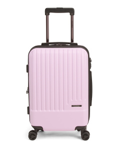 Davis 20in Expandable Carry On Suitcase