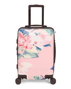 20in Flora Hardside Carry-on Spinner