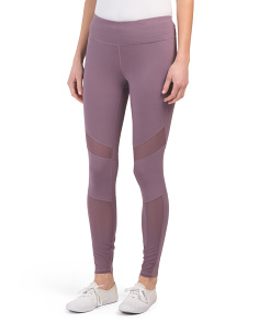 High Waist Ankle Willow Leggings