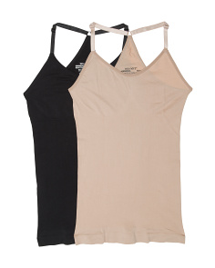 2pk Seamless Shaping Cami