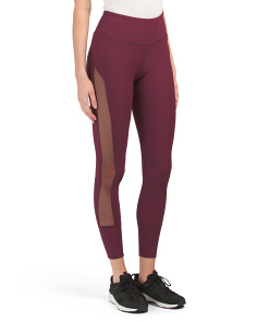 Ankle Length Sporty Leggings
