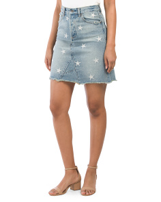 Yelena Denim Skirt