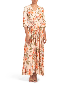 Juniors Stardust Indiana Maxi Dress