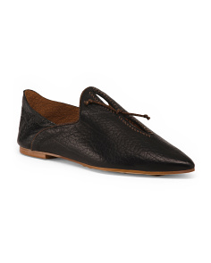 Made In Spain St. Lucia Leather Flats