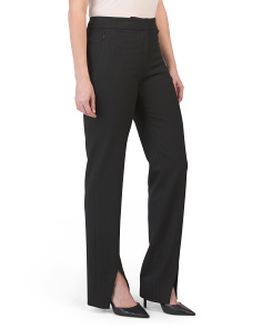Leena Pant With Front Slits