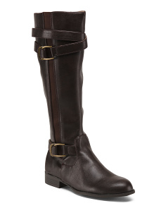 Wide Comfort High Shaft Boots