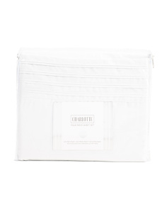 4pc Charlotte Sheet Set