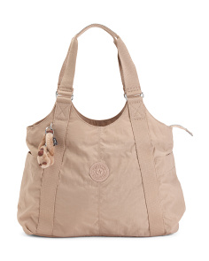 Nylon Cicley U Large Shoulder Bag