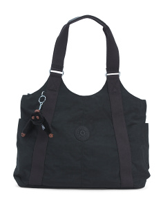 Nylon Cicley Large Shoulder Bag