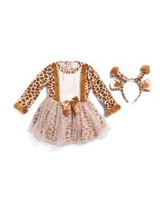 Toddler Giraffe Tutu Costume