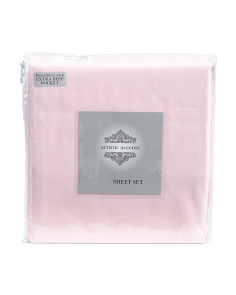 Ultra Soft Microfiber Sheet Set