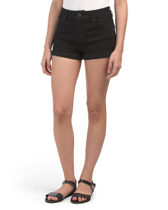Juniors High Rise Shorts
