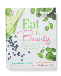 Eat For Beauty Book