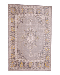 Made In Turkey 5x7 Indoor Outdoor Montage Rug