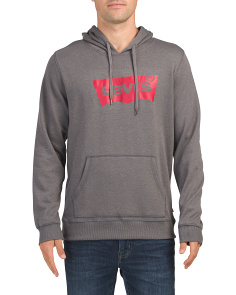 Dallas Fashion Wing Fleece Hoodie