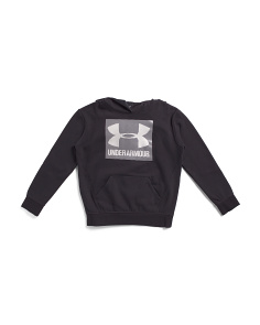 Girls Threadborne Fleece Hoodie