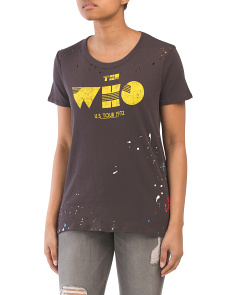 The Who Rocker T-shirt