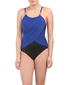 Tummy Control Lisa One-piece Swimsuit
