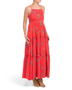 Juniors Adrianna Maxi Dress