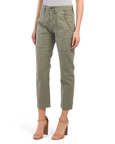 The Leverage High Rise Ankle Cargo Pants
