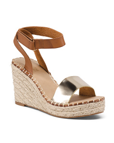 One Band Ankle Espadrilles