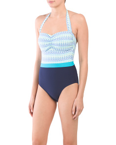 Del Ray One-piece Swimsuit