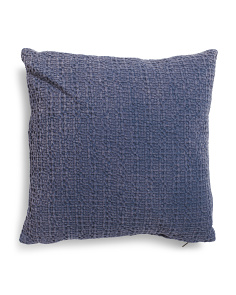 20x20 Textured Pillow