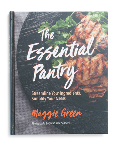 The Essential Pantry Cookbook
