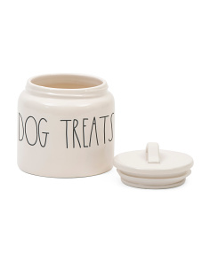 Dog Treats Canister
