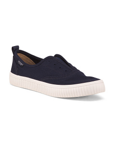 Slip On Canvas Sneakers