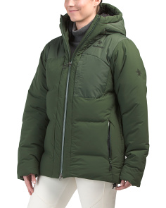 Thebe Hybrid Down Jacket
