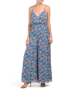 Lily Pond Jumpsuit