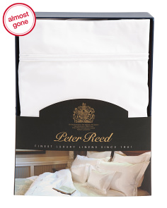 210tc Percale Sheet Set