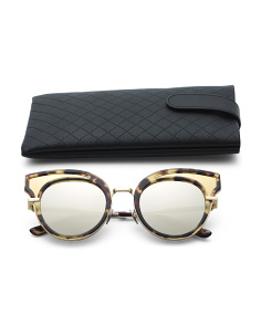 fbfe7f48164a Made In Japan Designer Cat Eye Sunglasses With Case ...