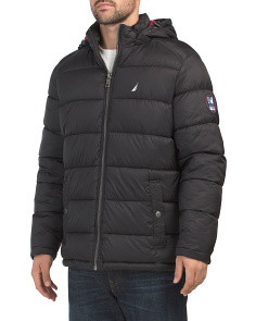 Heavyweight Puffer Jacket