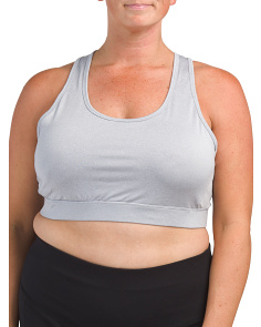 Plus Active Curve Impact Bra