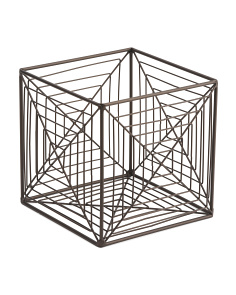Abstract Square Storage Cubby