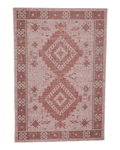 Made In Turkey 5x7 Indoor Outdoor Rug