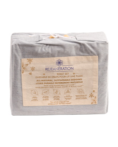 All Natural Tencel Sheet Set