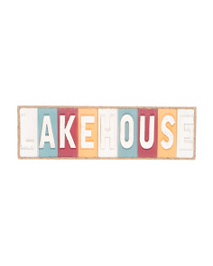 Lake House Wall Decor