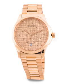 Women's Swiss Made G Timeless Bracelet Watch