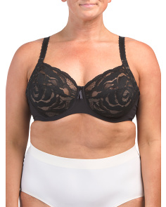 Top Tier Underwire Bra