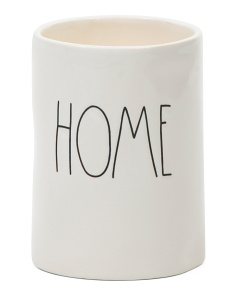 11oz Vanilla Home Candle