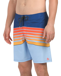 Ombre Board Shorts